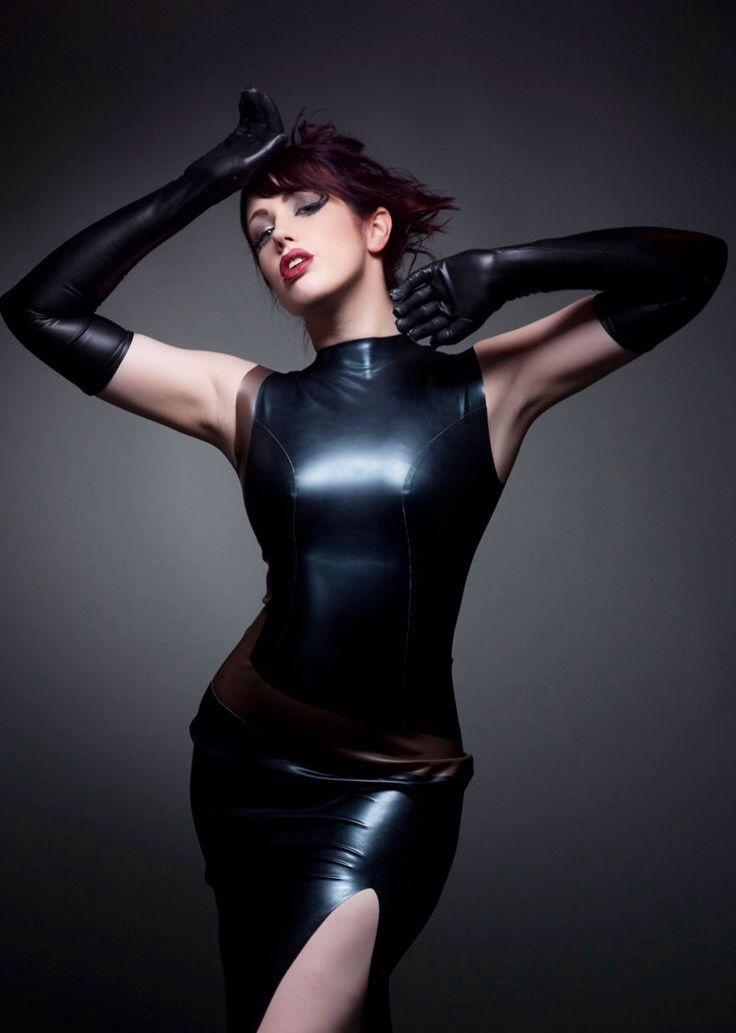 1522 Best Latex Lady Images On Pinterest  Latex Fashion -6702