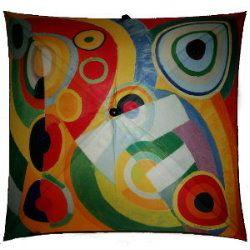 Delaunay umbrella : Rythme, joie de vivre