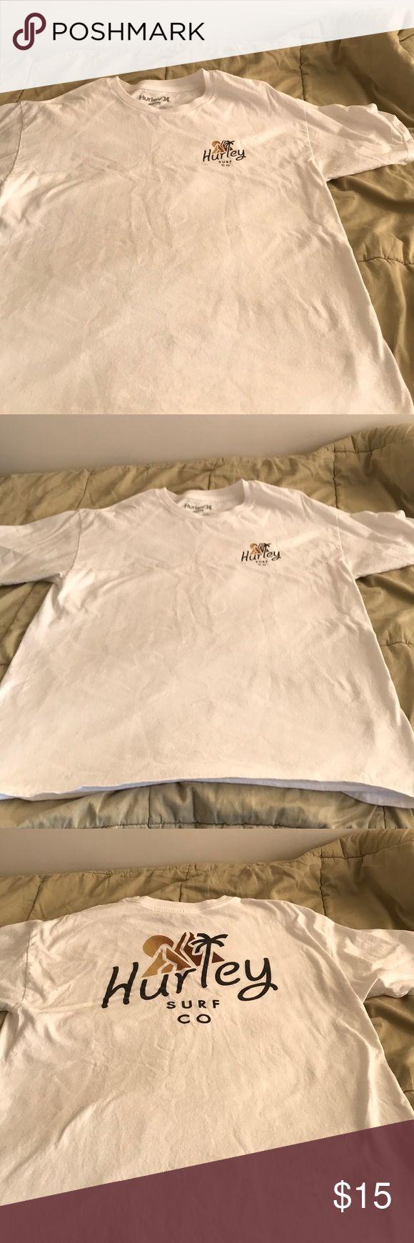 Hurley T-shirt Like new Hurley shirt Hurley Shirts