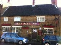 The Bell Inn, Adderbury, Banbury, Oxfordshire. Bed and Breakfast Holiday Accommodation. Pub. Bar. Heart of England.