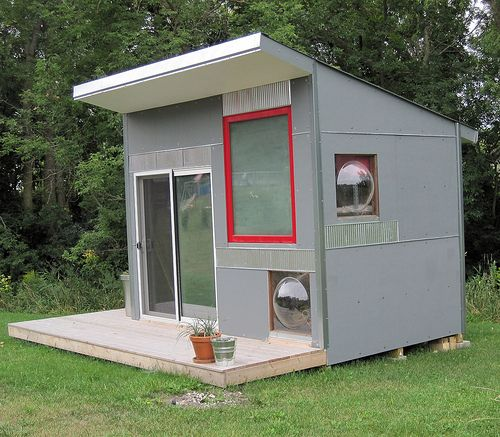 76 best images about Modern Shed Tiny House on Pinterest