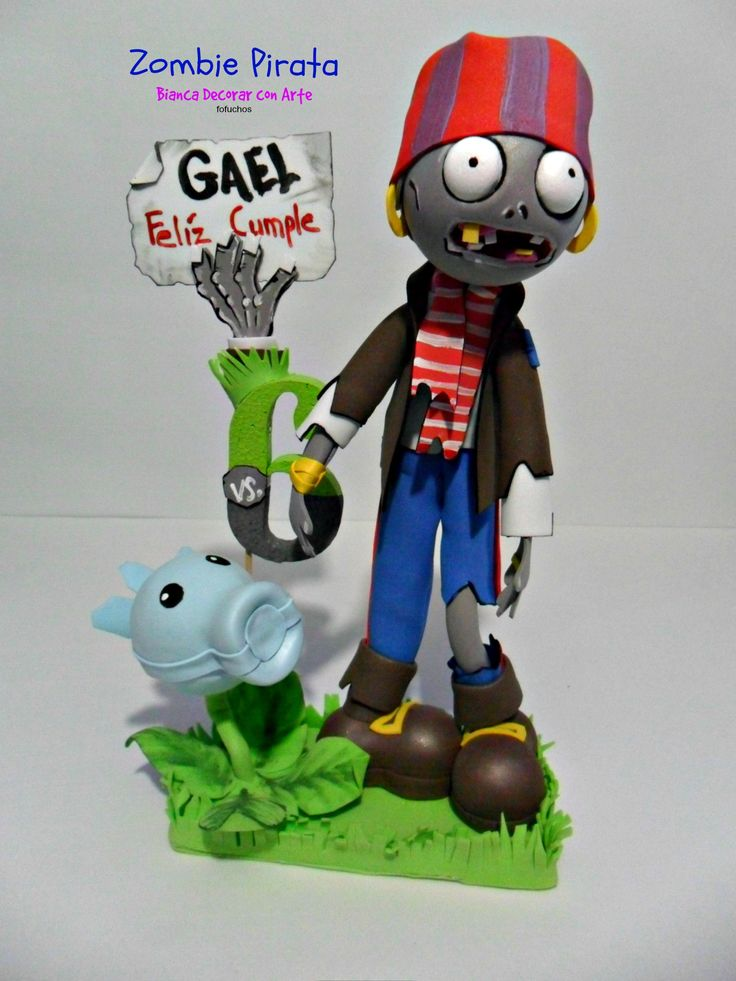 fofuchos) on Pinterest | Plants Vs Zombies, Plant Zombie and Zombies