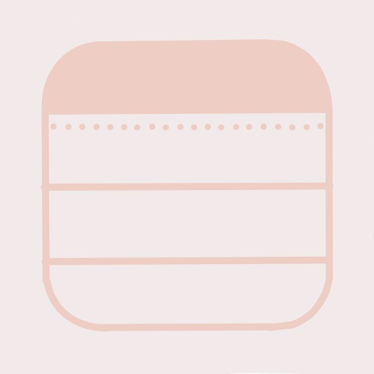 Notes Pink Aesthetic App Icon Iphone Icon App Icon Iphone App Design