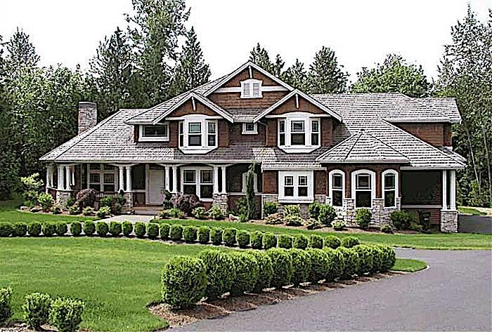 Luxury Shingle Style House Plans In 2020 England Houses Shingle Style New England Homes