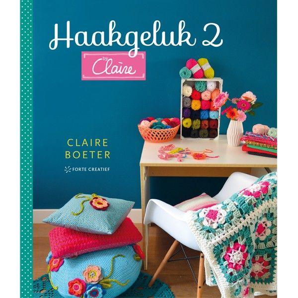 Nog meer Haakgeluk byClaire - Wolplein.nl