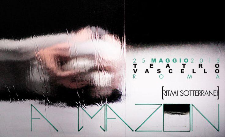 Production/ A MAZON Length/ 60' Company/ Ritmi Sotterranei Direction & Coreography/ Alessia Gatta  Dramaturgy/ Giovanni Fontana VisualArt / Viola Pantano SoundDesign/ Federica Italiano LightDesign/ Marco Policastro  VideoArt/ Quiet Ensemble  Fashion Designer/ Cristina Di Castro Headgear/ Sara Palmisani Trailer/ Mattia Galione & Max Meregalli