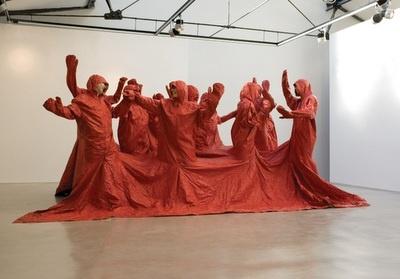 Nicolas L - Red Coat