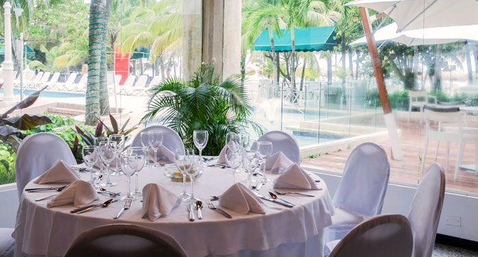 Comedor de los Reyes. El lugar ideal para las celebraciones y/o eventos que siempre soñaste #ElHoteldeLasEstrellas.