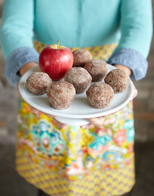 Apple Cider Doughnut Holes | PIES~DONUTS~PANCAKES | Pinterest