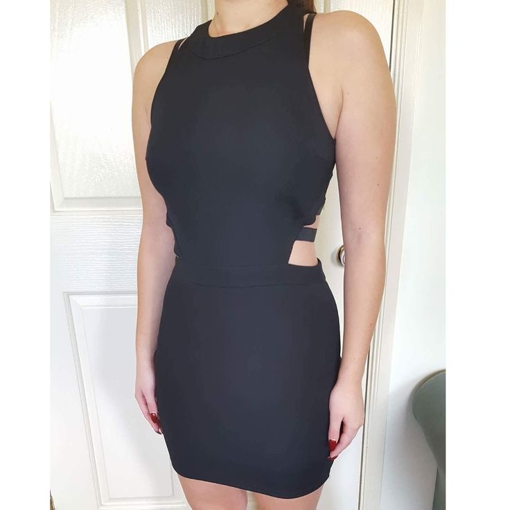 Buy Black Dress in Sydney,Australia. This black dress is made by Paper Scissors   - Size 8 (small) - Lightly used/ only once - No defects whatsoever  - Stretchy fit  ♥ Purchase through PayPal or lo Chat to Buy