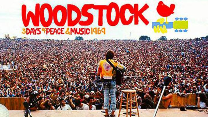 Woodstock 1969 Vintage Photos You Never Saw With Images