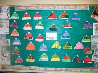 Activity for The Hat by Jan Brett.