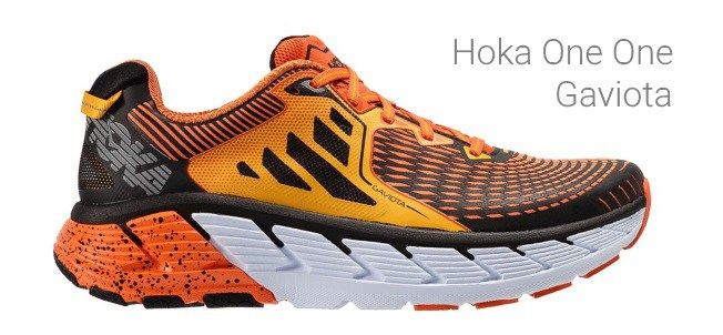 Hoka One One Gaviota Shoe Review: The Hoka One One Gaviota Shoe is a great stability road running shoe. This lightweight and supportive shoe makes it ideal for daily, long or recovery runs.