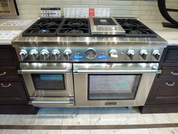 116 best dream kitchen images on pinterest dream for Dream kitchen appliances