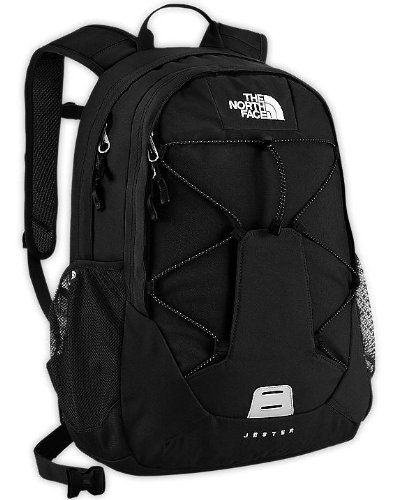 NorthFace Jester Backpack Style # AJVN-jk3 (TNF Black, One Size) by The North Face. $95.51. The North Face Jester Men TNF Black