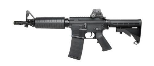 "KWA M4 CQR MOD2 Airsoft Rifle AEG airsoft gun by KWA. Save 27 Off!. $195.95. Semi/full automatic Short cqb barrel 2GX gearbox Full metal alloy flat top receiver Adjustable stock Weaver/Picatinny rail 29.75"" with full extended stock ... KWA M4 CQR Model 2 AEG Airsoft Gun Incl: 1,000 .25g airsoft BBs...."