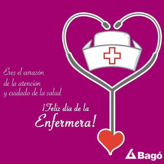 ¡Feliz Día de la Enfermera! #SaludyBienestarBagó #Refrianex