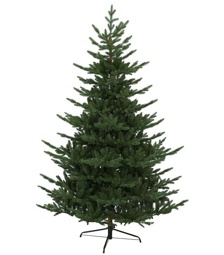 Brekstad er et vakkert og realistisk grantre på 210 cm for deg som ikke kan eller vil bruke ekte grantrær. Grenene er permanent satt fast med hengsler som slås ned ved montering. Treet er egnet for utendørsbruk. Juletrebelysning følger ikke med.