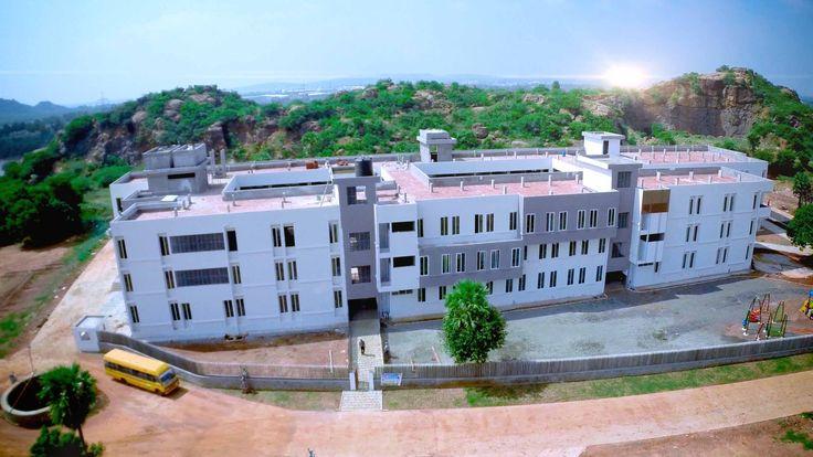 Maharishi Vidya Mandir School in Avigna Township