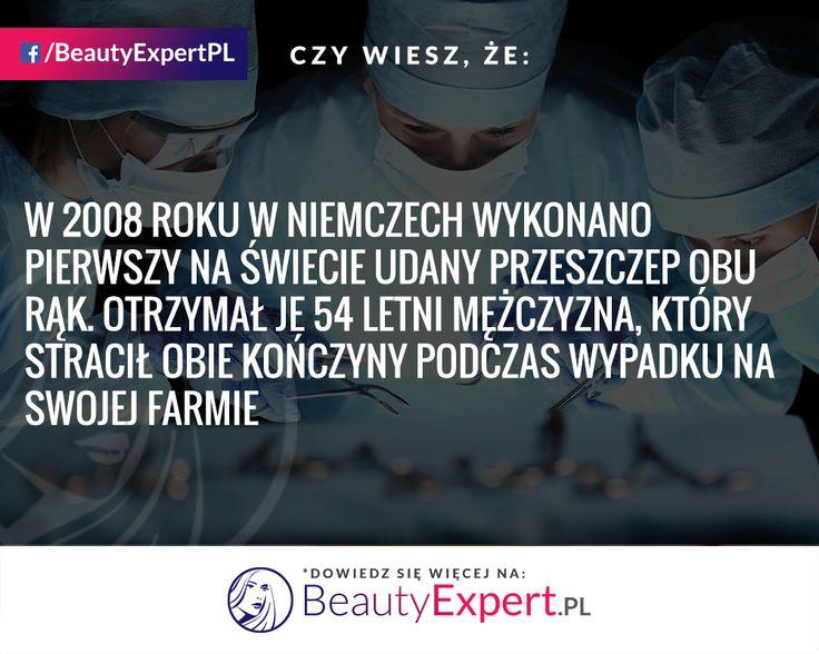 Chirurgia rekonstrukcyjna umożliwia pacjentom powrót do normalnego życia :) Jakie zabiegi rekonstrukcyjne znacie? #BeautyExpert #OperacjePlastyczne #ChirurgiaPlastyczna #ChirurgiaRekonstrukcyjna