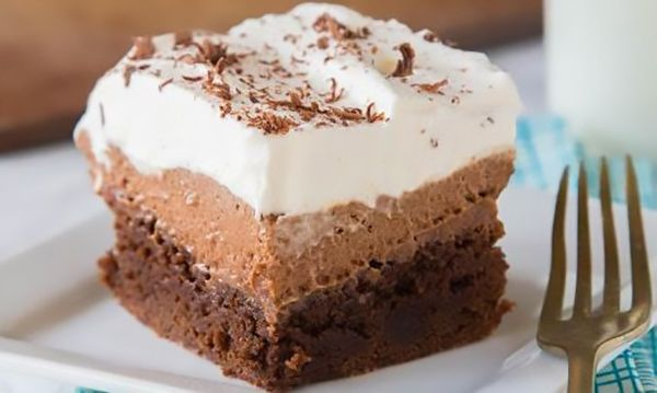 Checkout the best french silk brownies recipe on the net! Once you try this amazing dessert, you will never get enough from...