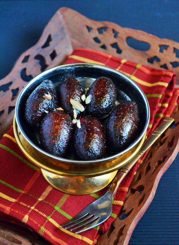 Kala jamun recipe   Easy Indian sweet recipes