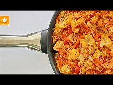 Рис с овощами от Мармеладной Лисицы. Вегетарианский плов универсальный рецепт. RICE WITH VEGETABLES - YouTube