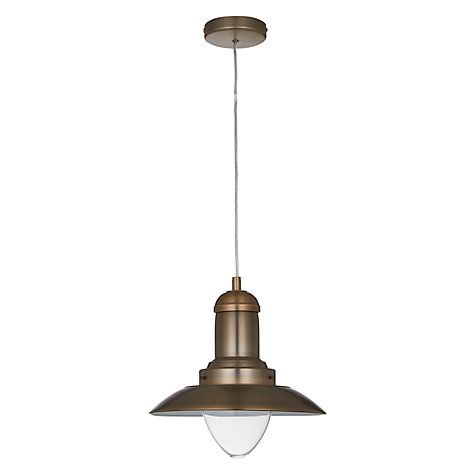 Barrington Pendant Ceiling Light Satin Brass