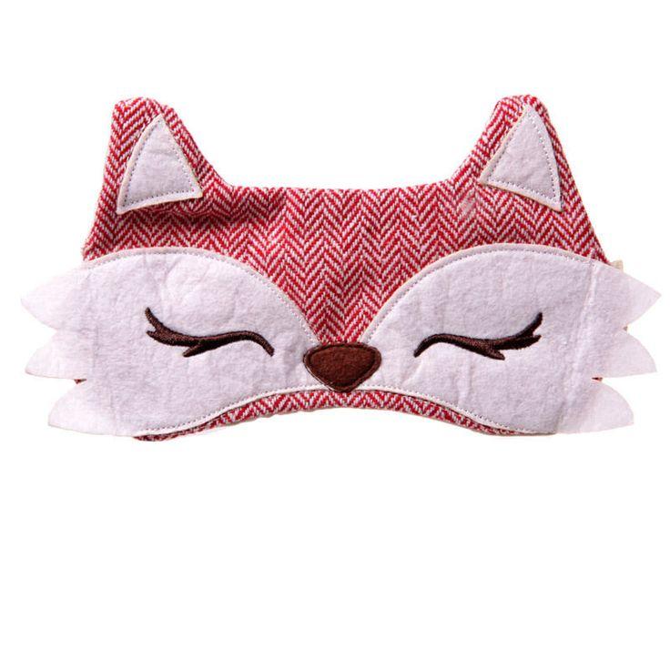 ♥ Schlafbrille FUCHS Schlafmaske Augenmaske - sortiert - NEU+OVP in Reisen…