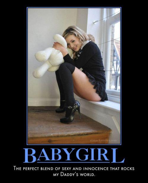 daddy babygirl lingerie