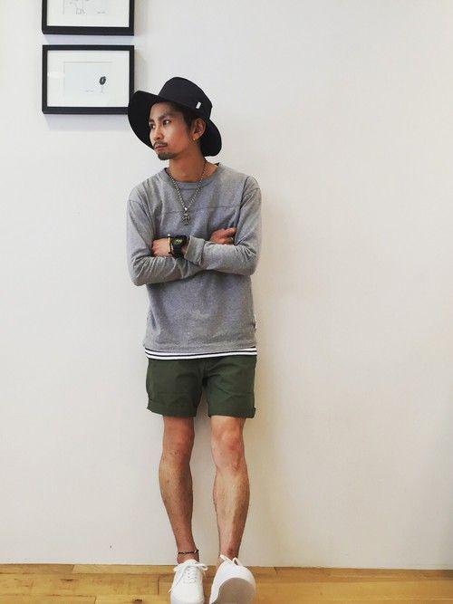 editclothingのハットを使ったYUSUKE5のコーディネートです。WEARはモデル・俳優・ショップスタッフなどの着こなしをチェックできるファッションコーディネートサイトです。