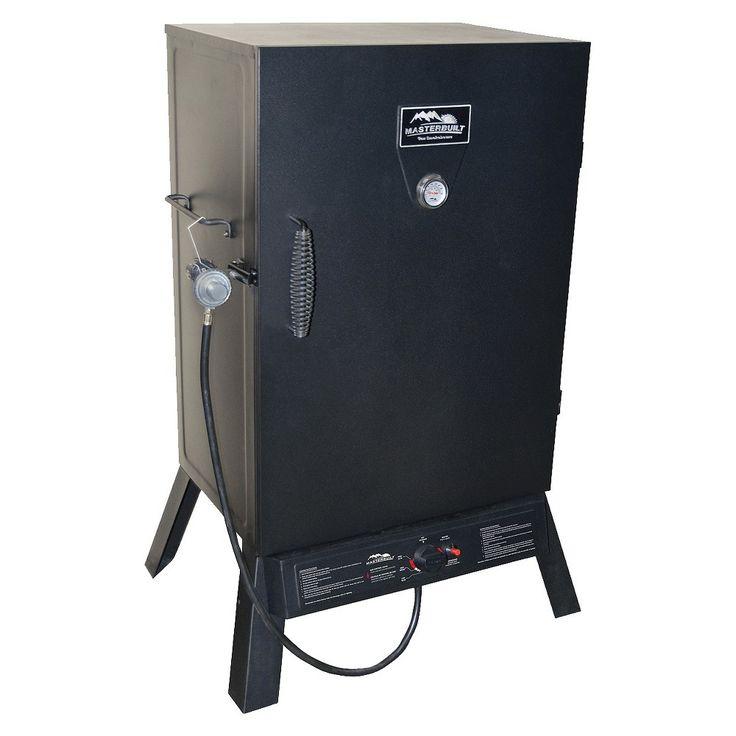 Masterbuilt Extra Large Vertical Gas Smoker, Black