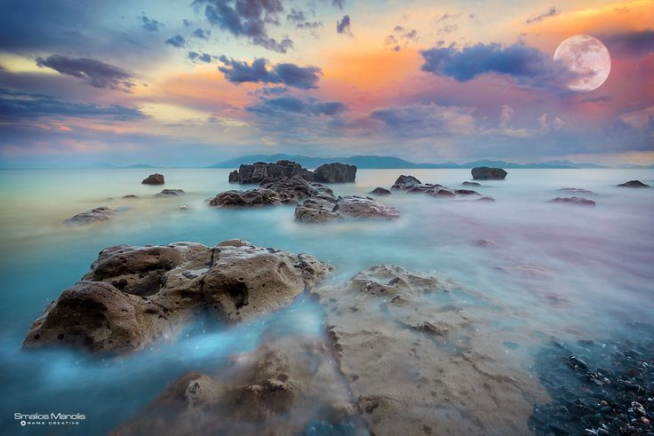 Photograph fantasy seascape by Manolis Smalios on 500px