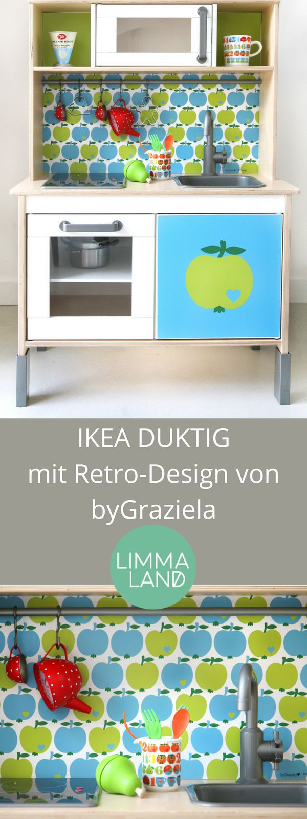 97 besten ikea hack duktig kinderk che bilder auf. Black Bedroom Furniture Sets. Home Design Ideas