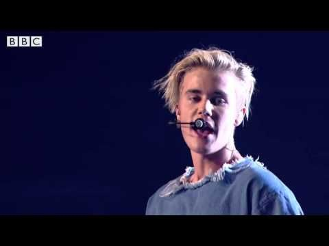 Justin Bieber   What Do You Mean  Teen Awards 2015