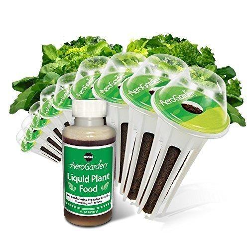 Miracle-Gro AeroGarden Mixed Romaine Seed Pod Kit (9-Pods)