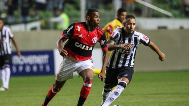 Flamengo e Atlético-MG duelam na decisão da Copa do Brasil Sub-20
