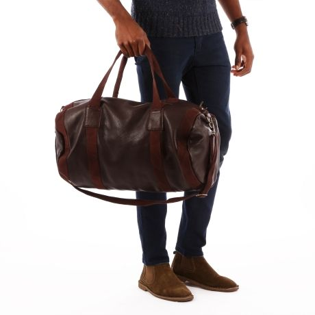 Small Leather Duffel – Oxblood from Dark Horse - R1,599 (Save 16%)