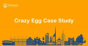 How Crazy Egg is Helping Portsmouth City Council to Improve its User Experience