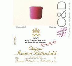 Folgen Sie diesem Link für mehr Details über den Wein: http://www.c-und-d.de/Bordeaux-Pauillac/Chateau-Mouton-Rothschild-2013-1-Cru-Classe-Pauillac_59500.html?utm_source=59500&utm_medium=Link&utm_campaign=Pinterest&actid=453&refid=43 | #wine #redwine #wein #rotwein #pauillac #frankreich #59500