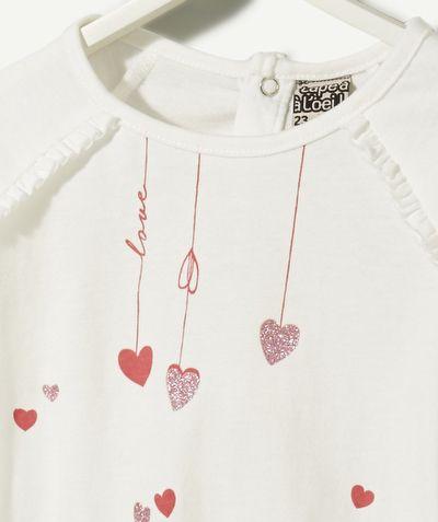 LE TEE-SHIRT INAYA : Trop canon ce tee-shirt girly ! votre…