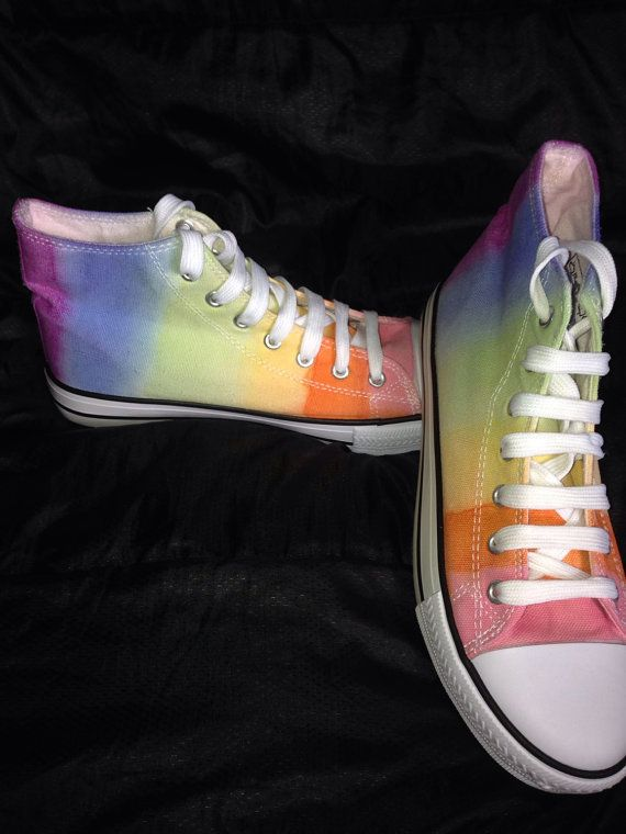 1000 ideas about tie dye shoes on hippie