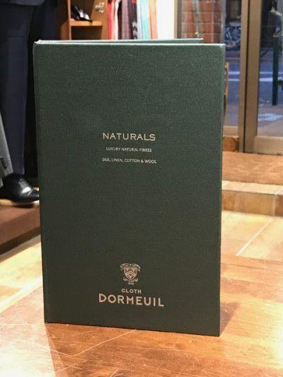 【DORMEUIL-NATURALS-】