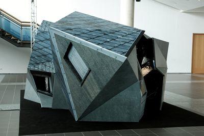 La Chambre Irreductible, 2010, Centre des Arts Pluriels de Ettelbruck, Luxembourg.