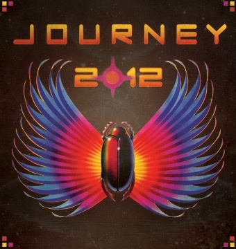 When I see any Journey album cover I think of Amy Parker Hobgood.