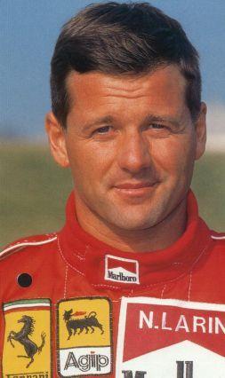 Nicola Larini (I)