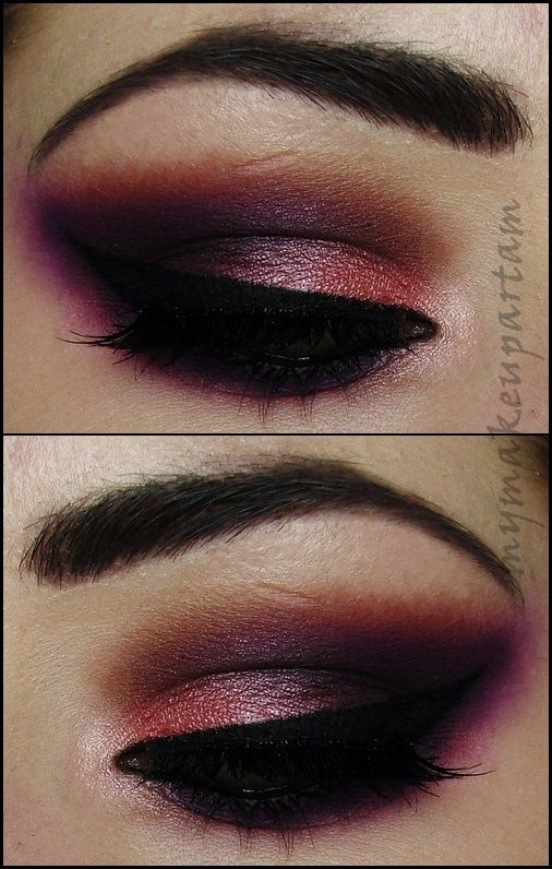 @mymakeupartam makeup make-up makeup eye