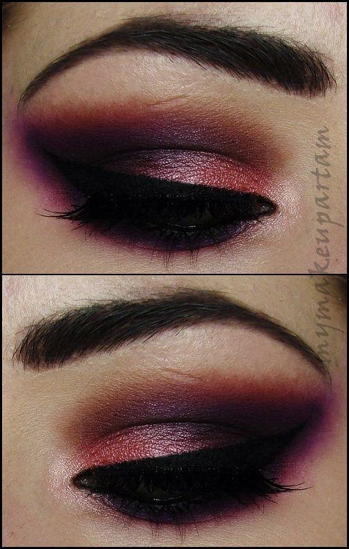 @mymakeupartam makeup make-up makeup eye