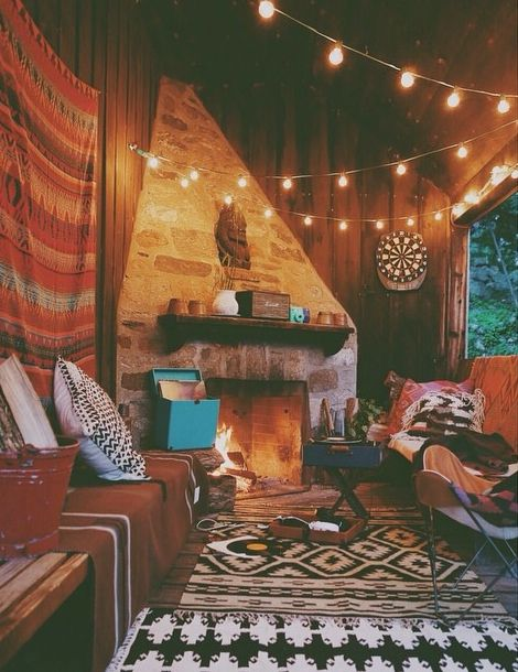 ☼ ☾ I Love the comfy look of this