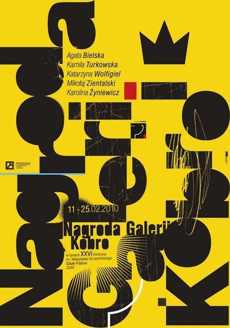 By Bogusław Jaworski, Kobro Gallery Award.